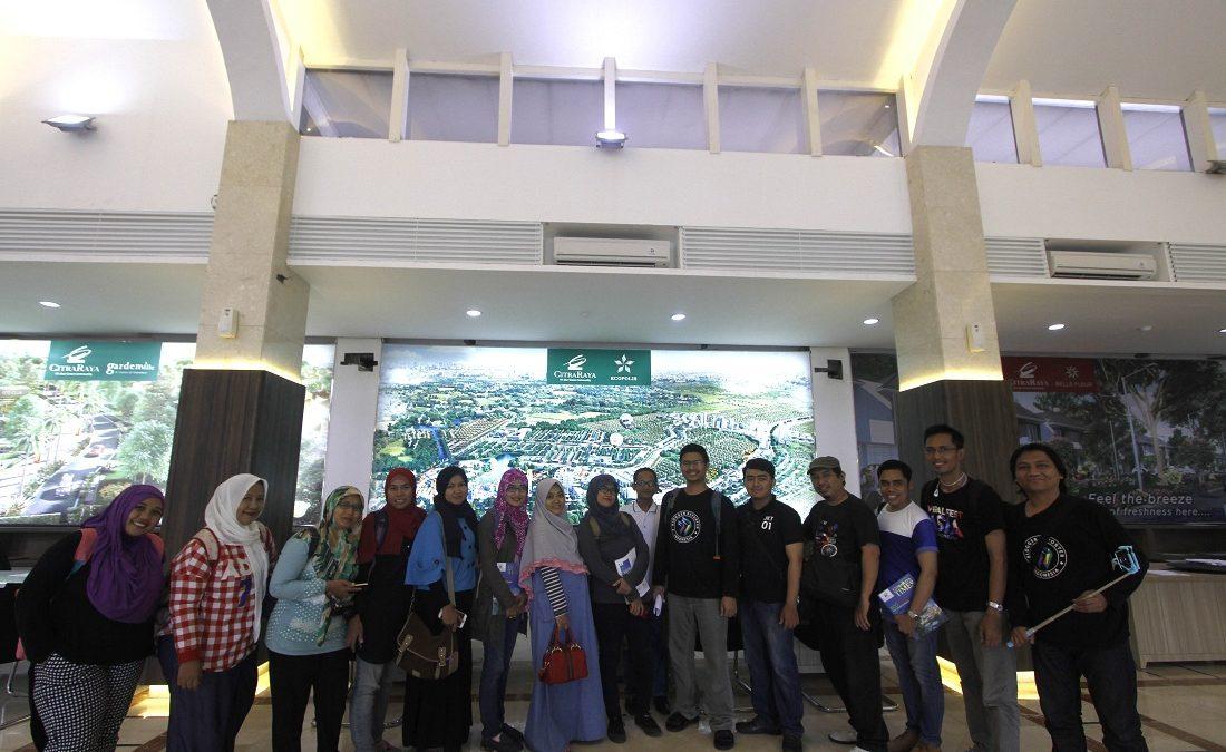CitraRaya Blogger Gathering 2017 di Pusat Lifestyle CitraRaya