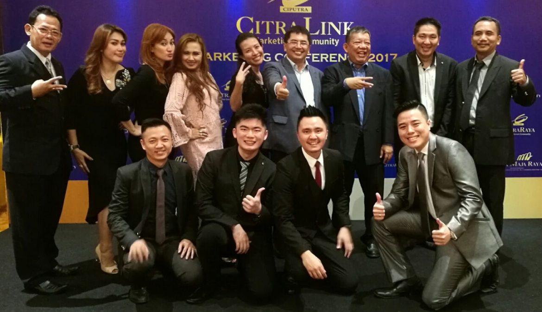 Ribuan Pemasar Hadiri CitraLink Marketing Conference 2017