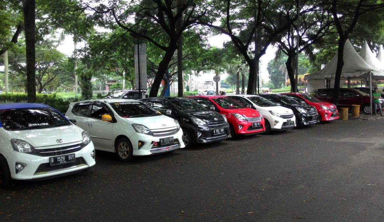 CitraRaya Jadi Tempat Kopi Darat Para Pecinta Otomotif Banten