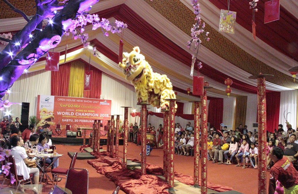 Kemeriahan Perayaan Cap Go Meh CitraRaya