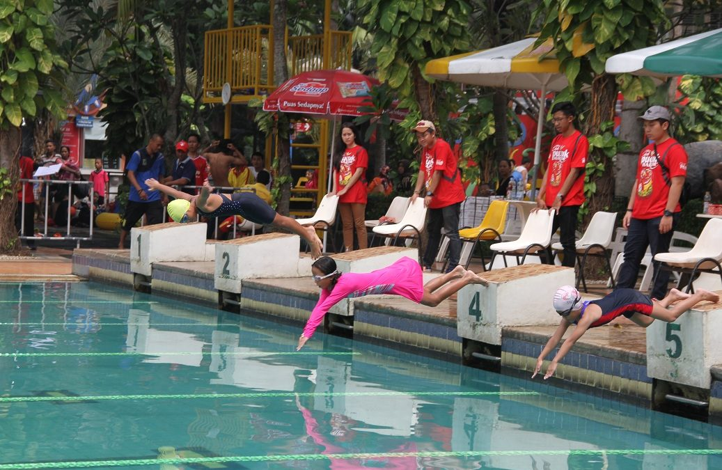 SportClub CitraRaya Rumah Bagi Atlet Muda Banten