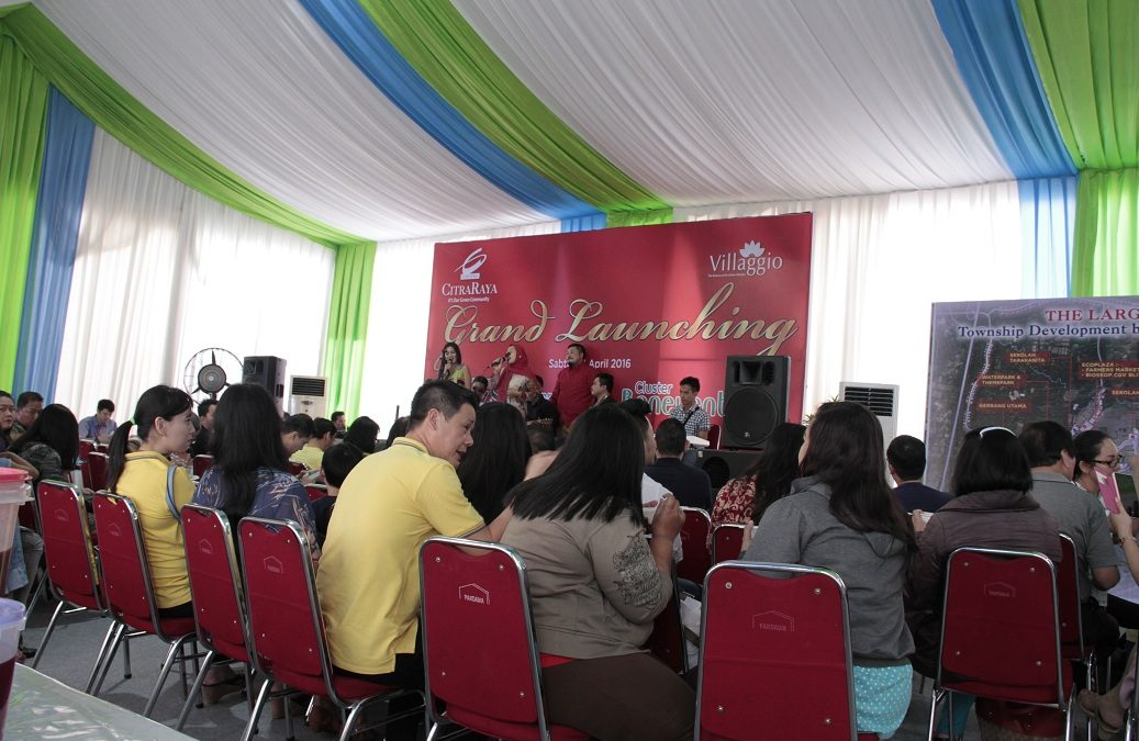 Grand Lauching Benevento, Cluster Ke-3 di Villaggio