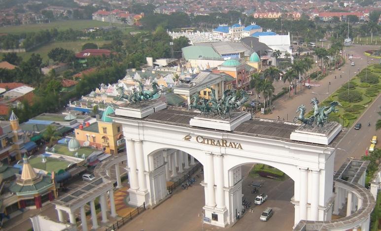 CitraRaya, Perumahan Dengan Fasilitas Super Lengkap di Tangerang