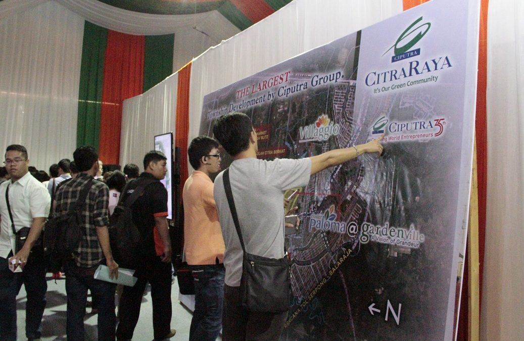 Soft Launching Cluster Perdana Villaggio Diserbu Konsumen
