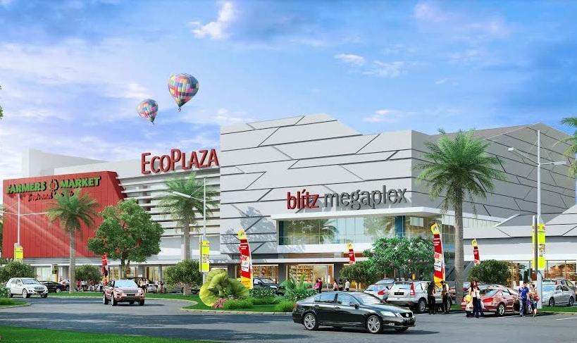 EcoPlaza, Pusat Gaya Hidup Di Ecopolis