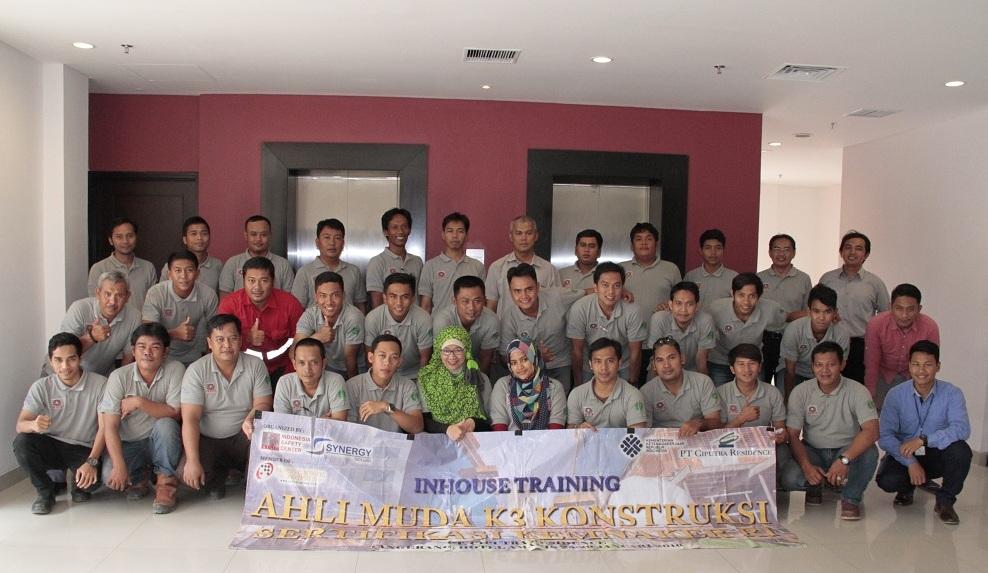 CitraRaya Pionir Dalam Mencetak Ahli Muda K3 Konstruksi