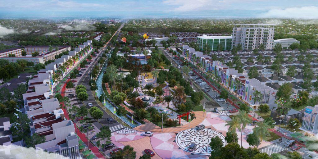 Ruko di Tangerang, Little Ginza Ecopolis CitraRaya