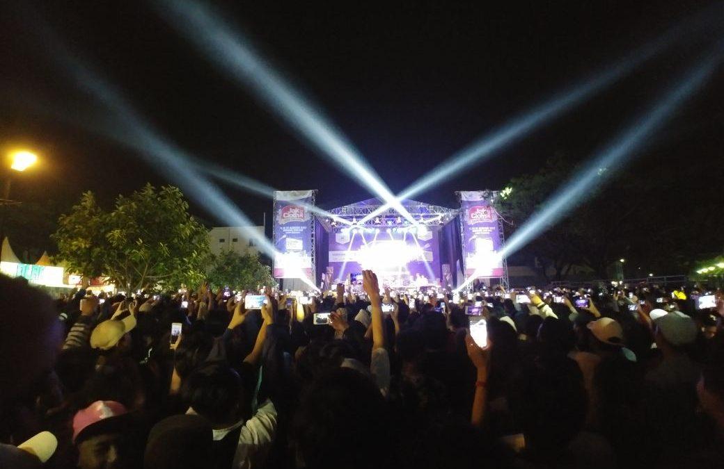 JackCloth 2017 Goes To CitraRaya Tangerang