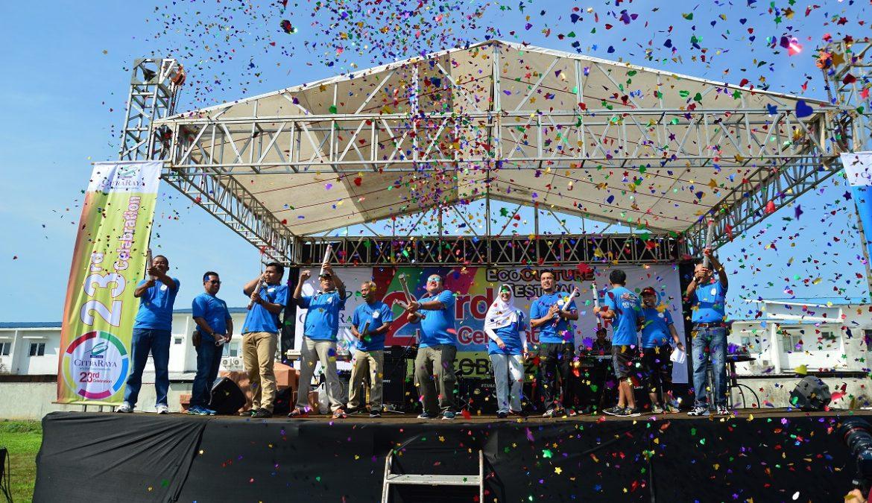 EcoCelebration 2017, Perayaan HUT CitraRaya ke-23