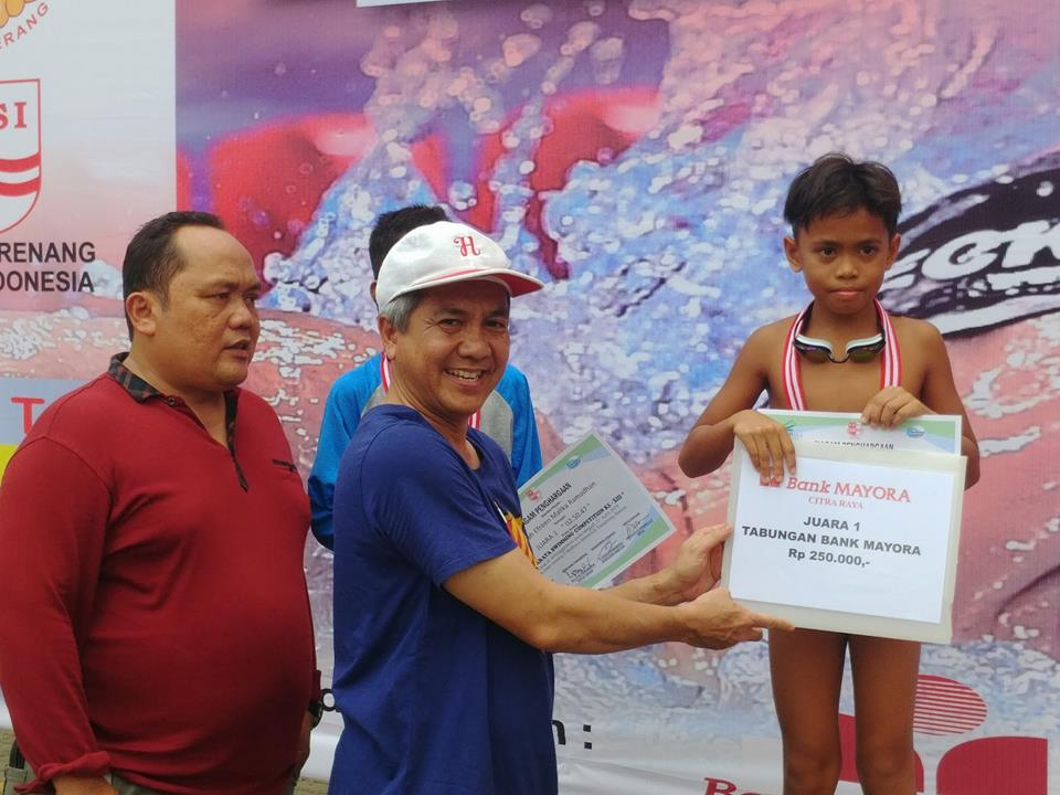 Swimming Competition 2018