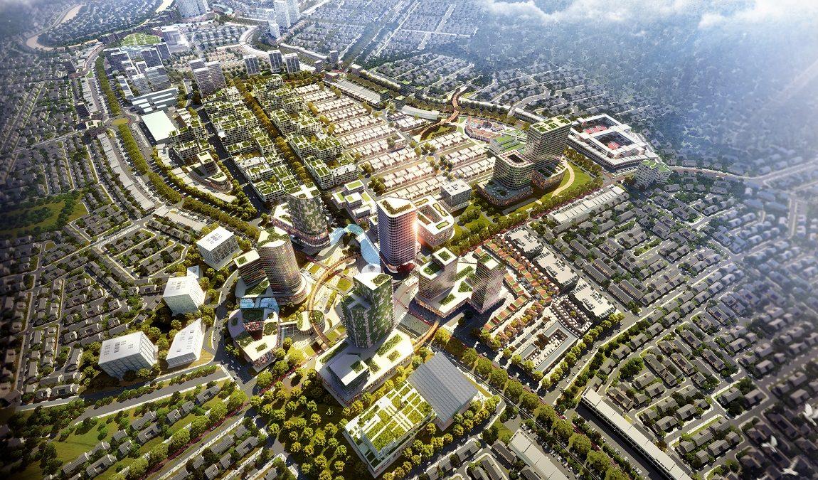 CBD CitraRaya Pusat Bisnis Terbesar di Tangerang Barat