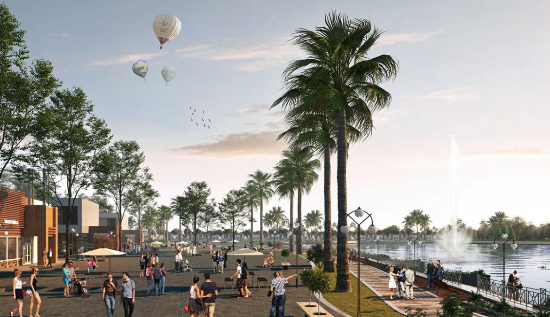 Berlokasi Strategis, Lugano Lake Park Penuhi Kebutuhan Kaum Urban