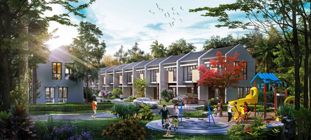 Beli Rumah di CitraRaya Tangerang, EcoResidence
