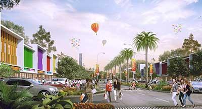 Garden Boulevard