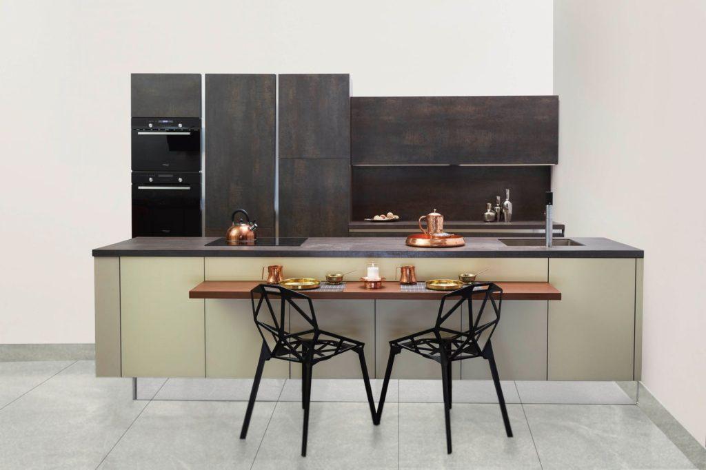 interior rumah minimalis, dapur