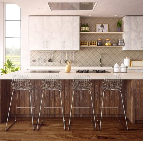 5 inspirasi dekorasi dapur minimalis dan estetik