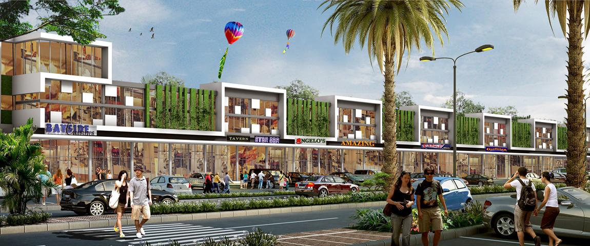 Evergreen Boulevard -