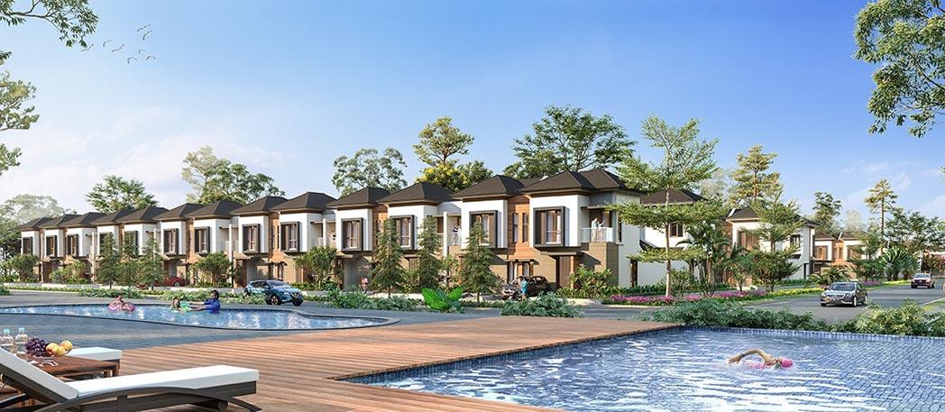 Unit Residential, Rumah di CitraRaya Tangerang